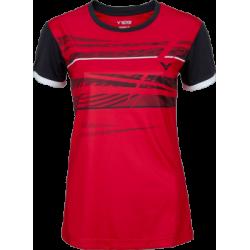 Victor T-Shirt 6079 Women Red